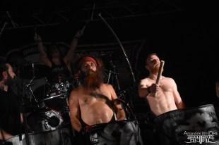Les Tambours du Bronx @ l'Etage96
