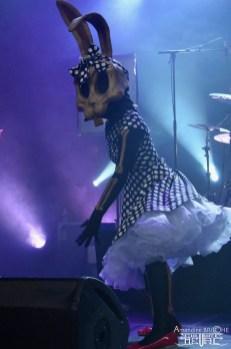 Dead Bones Bunny @Metal Culture(s) IX80