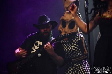 Dead Bones Bunny @Metal Culture(s) IX99