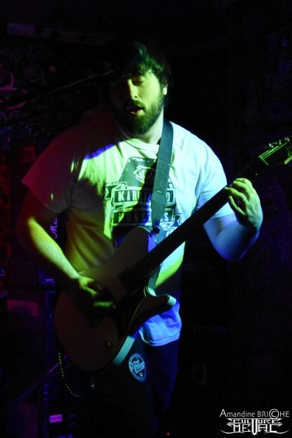The Chainsaw Motel @ Warm Up Licorne Fest18