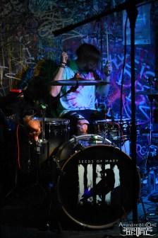 The Chainsaw Motel @ Warm Up Licorne Fest45