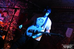 The Chainsaw Motel @ Warm Up Licorne Fest71