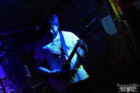 The Chainsaw Motel @ Warm Up Licorne Fest85