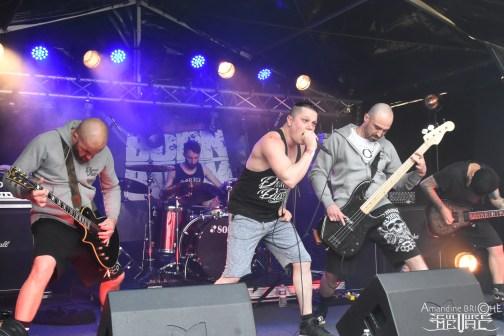 Born To Burn @Metal Culture(s) IX39