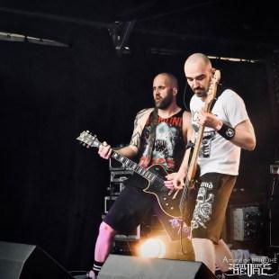 Born To Burn @Metal Culture(s) IX72