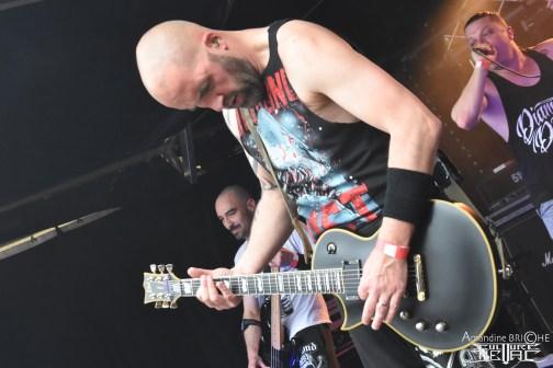 Born To Burn @Metal Culture(s) IX85