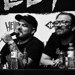 Mass Hysteria @ Hellfest 2019 - conf' 13