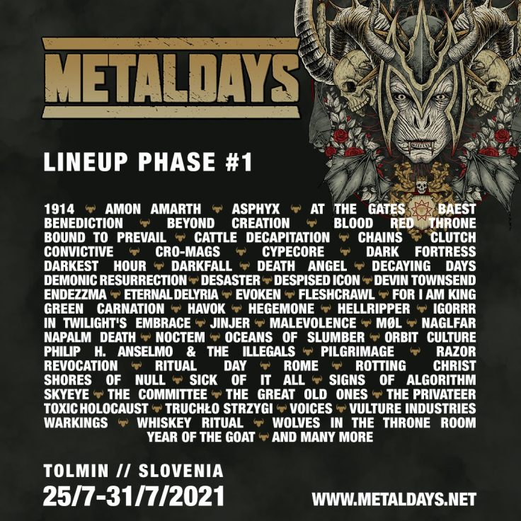 MetalDays 2021 #1