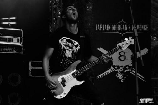 Captain Morgan's Revenge @ MetalDays 201982