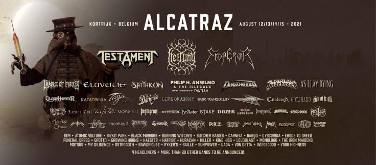 Alcatraz 2021
