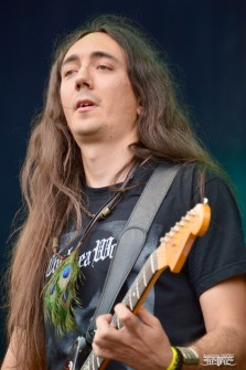 Alcest @ Motocultor 2015 -39