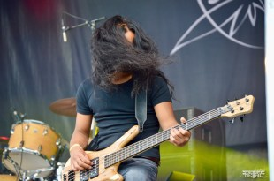 Alcest @ Motocultor 2015 -76