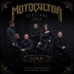 Gold @ Motocultor 2021