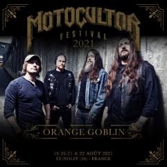 Orange Goblin @ Motocultor 2021