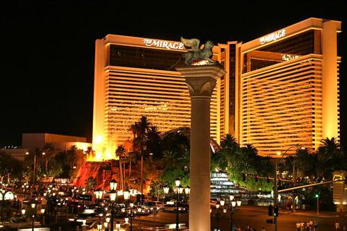 The Mirage Hotel Amp Casino Las Vegas