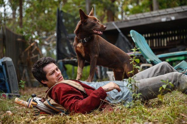 Love and Monsters, starring Dylan O'Brien and Jessica Fenwick, makes you thankful for VOD.