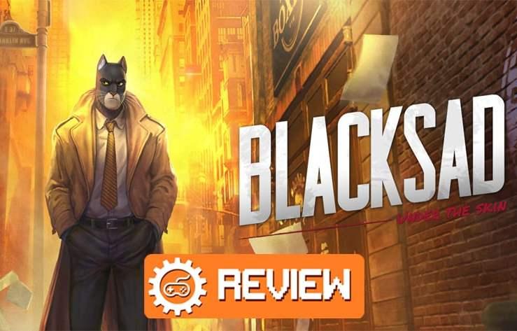 Blacksad: Under The Skin Review – Brutal & Messy