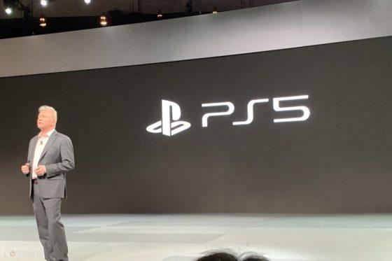 PS5 logo reveal