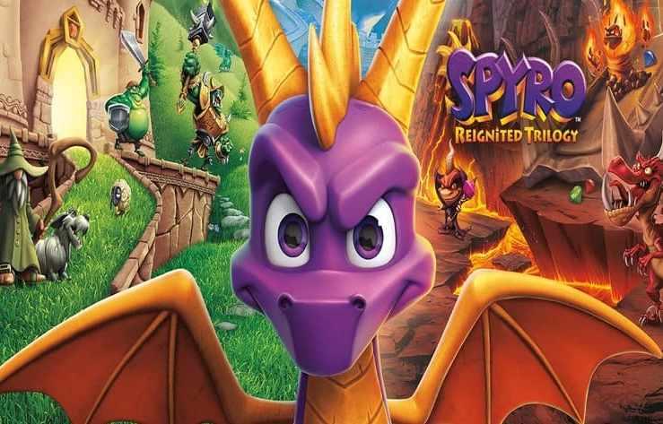 Spyro the Dragon: What Lies Ahead