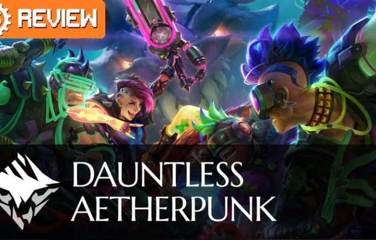 Dauntless Hunt Pass: Aetherpunk Review