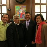 Town Hall Meeting at Philippine Consulate in York