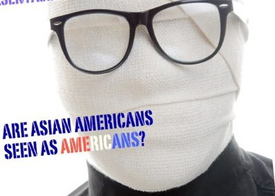 """RepresentAsian"" poster of AAAPAC: Asian American Performing Arts Coalition"