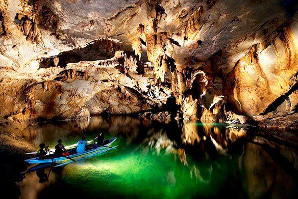 Puerto Princesa Underground River | Photo courtesy of Amazing Earth