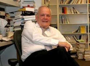 New York Review of Books editor Robert B. Silvers