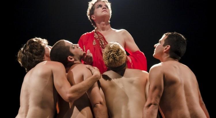 "Teatro El Público of Havana's ""Caligula"""