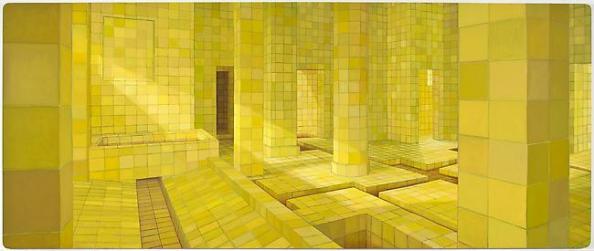 """Iluminado"" from Adriana Varejão: Histories at the Margins"