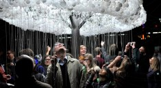 CLOUD for the Art Experiment at Garage Center for Contemporary Culture in Moscow