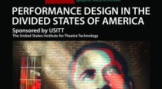 "Poster of ""From the Edge: Performance Design in the Divided States of America"""