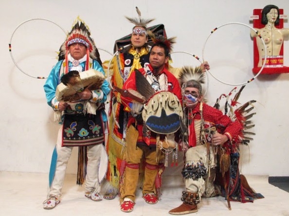 Thunderbird American Indian Dance Company | Photo by Jonathan Slaff