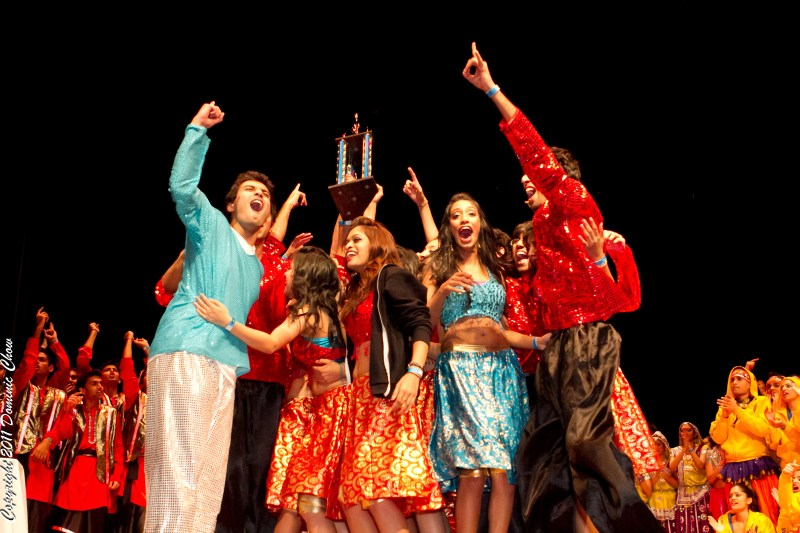 Bhangra: Michigan Bhangra at South Asian Showdown
