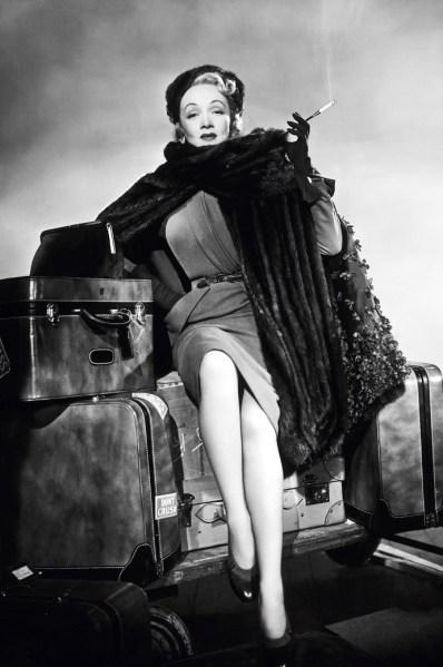 Marieve Dictrich 1948   Photo by Cornel Lucas