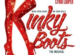 """Kinky Boots"" on Broadway"