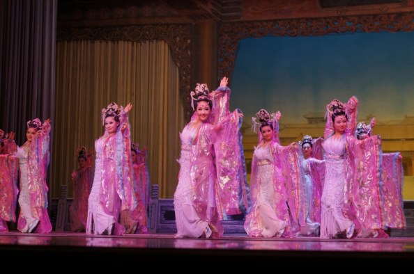 """Silk Road,"" a landmark dance drama from China"