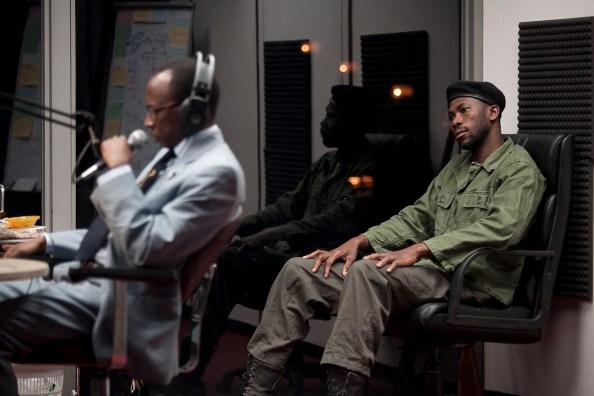 "About the Rwanda genocide: ""Hate Radio"" by Milo Rau   Photo by Daniel Seiffert"