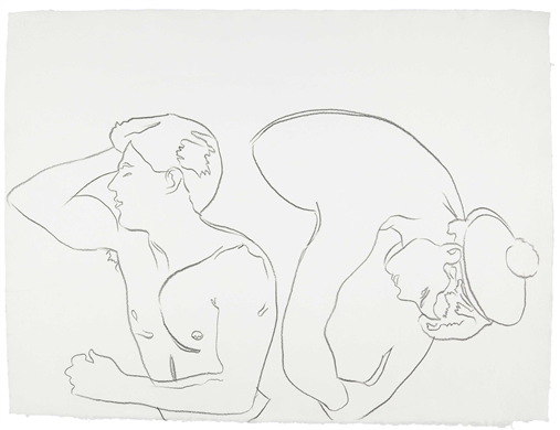 "Andy Warhol ""Querelle"" 