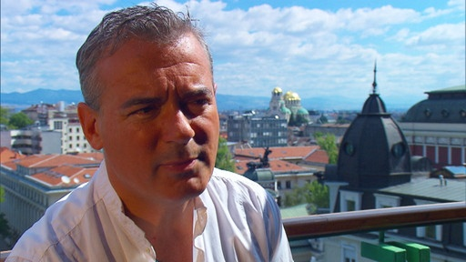 Author Ilija Trojanov