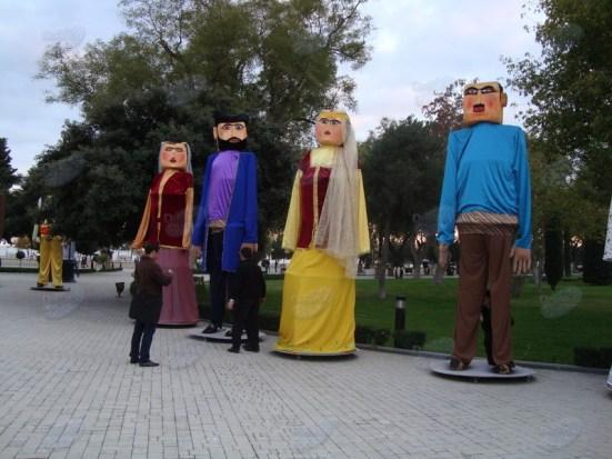 International Puppet Theatre Festival in Baku, Azerbaijan |  Photo courtesy of Day.AZ, Trend