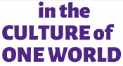 Logo | In the Culture of One World