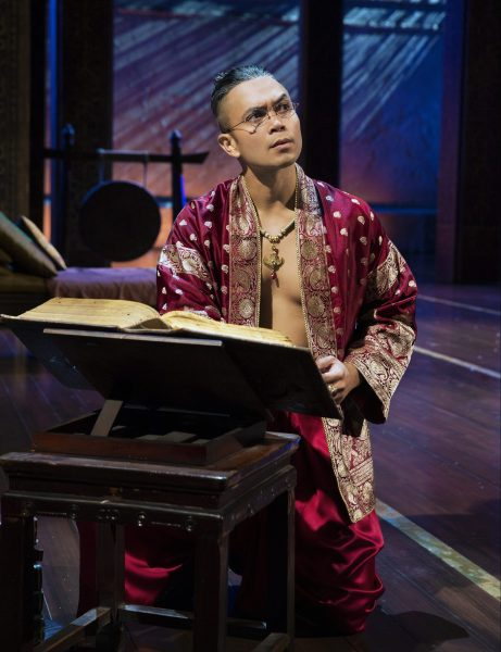 Jose Llana The King and I Bartlett Sher: Director Lincoln Center Theater Production Credit Photo: Paul Kolnik studio@paulkolnik.com nyc 212-362-7778