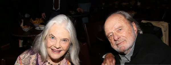 Lois Smith and Harris Yulin | Photo by Getty Images