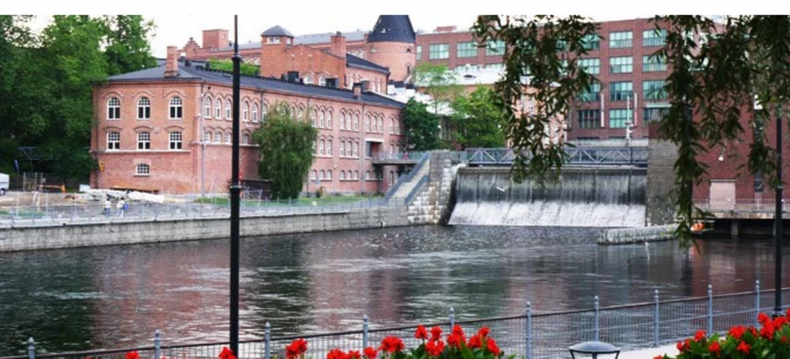 Situated between two lakes, Tampere is a thriving industrial city in Finland | Photo © MEK Finnish Tourist Board