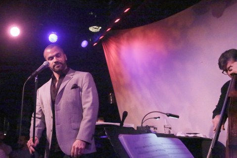 Bill Candelario at New York's Metropolitan Room
