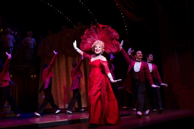 Hello, Dolly! Photo Credit: Julieta Cervantes