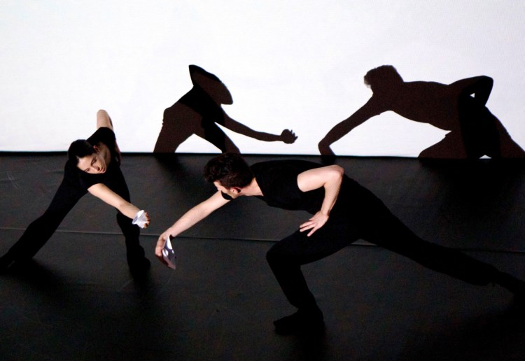 Flusso dance project by Marie Noyale