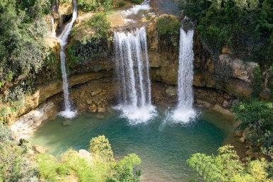 Salto Bayaguana in Dominican Republic