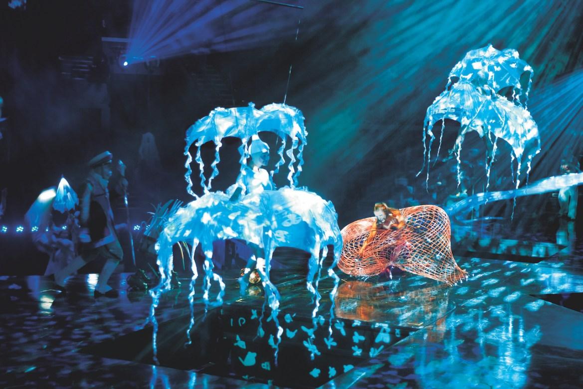 JOYÀ  |  MEXICO's one and only Teatro Cirque du Soleil Live at Vidanta Riviera Maya